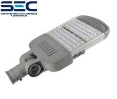 Luminaria LED 50W 220V con Gancho Ajustable SEC Certificada SEC