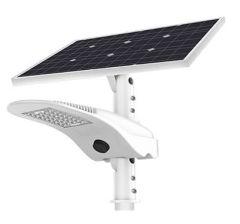 Luminaria Solar LED 30W 3100 Lm con Panel Ajustable