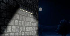 Luminaria Solar para Letreros Publicitarios