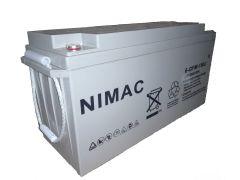 Batería Nimac 150Ah 12V GEL Ciclo Profundo