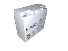 Batería Nimac 20Ah 12V GEL Ciclo Profundo