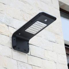 Luminaria Solar LED de 10W con Batería de Litio