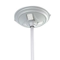 Luminaria Solar Integrada UFO 2000 Lúmenes para Parques, Plazas y Alumbrado Público