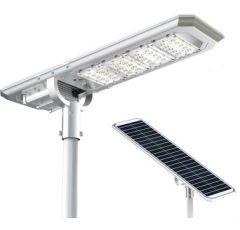 Luminaria Solar LED 40W 160 Lm/W para Poste de Alumbrado