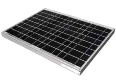 Panel Solar 25W 12V Polycristalino