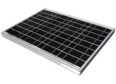 Panel Solar 50W 12V Polycristalino