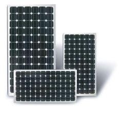 Panel Solar 100W 12V Monocristalino