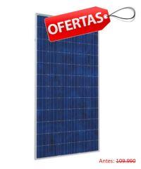 Panel Solar Sunergy 325W 24V Polycristalino 72 Celdas