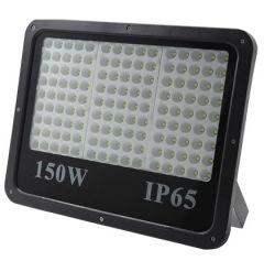 Proyector LED Industrial 150W y 100 lm/W 220V para Alumbrado Público