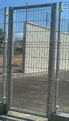 Puerta Cierre Perimetral Acmafor 3D Galvanizado