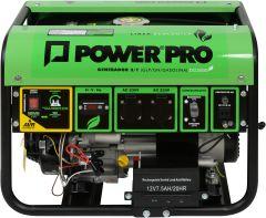 Generador a Gas y/o Gasolina Power Pro DG3000