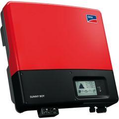SMA Inversor On Grid SB 5000TL-21 inkl. Reactive Power Control Display Sunclix ES Certificado SEC