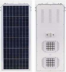 Luminaria Solar LED 4000 Lúmenes 40W PV 60W LiFePO