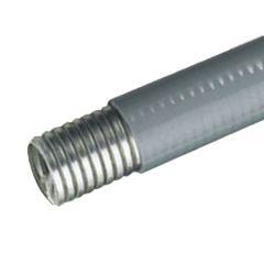 Tubo Extra Flexible Metálico PVC 1/2
