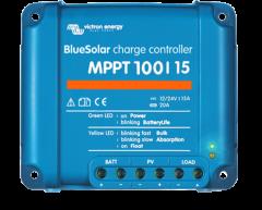 Regulador de Carga Victron BlueSolar 100V 15A 12/24V MPPT