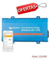 Inversor Off Grid Victron Phoenix 375VA 24V 230V 50Hz Schuko
