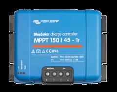 Regulador de Carga Victron SmartSolar 100V 50A 12/24V MPPT