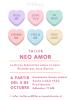Nueva edición: taller Neo Amor