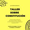 Taller sobre constitución