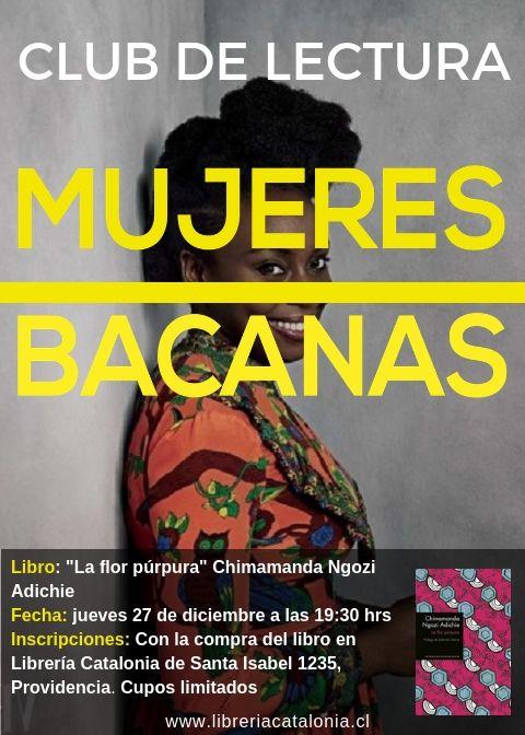 CLUB LECTURA BACANAS II
