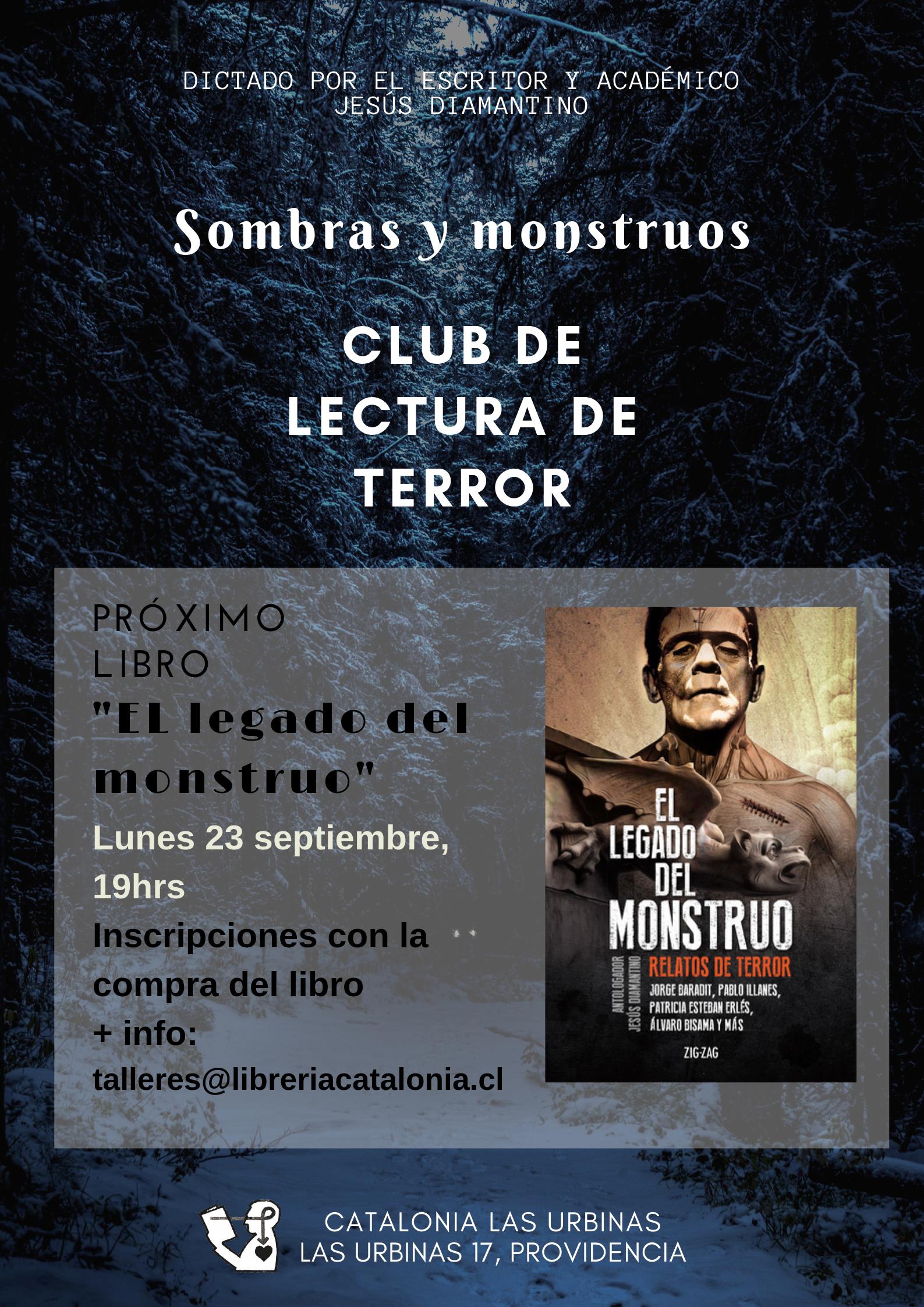 Club de lectura de terror