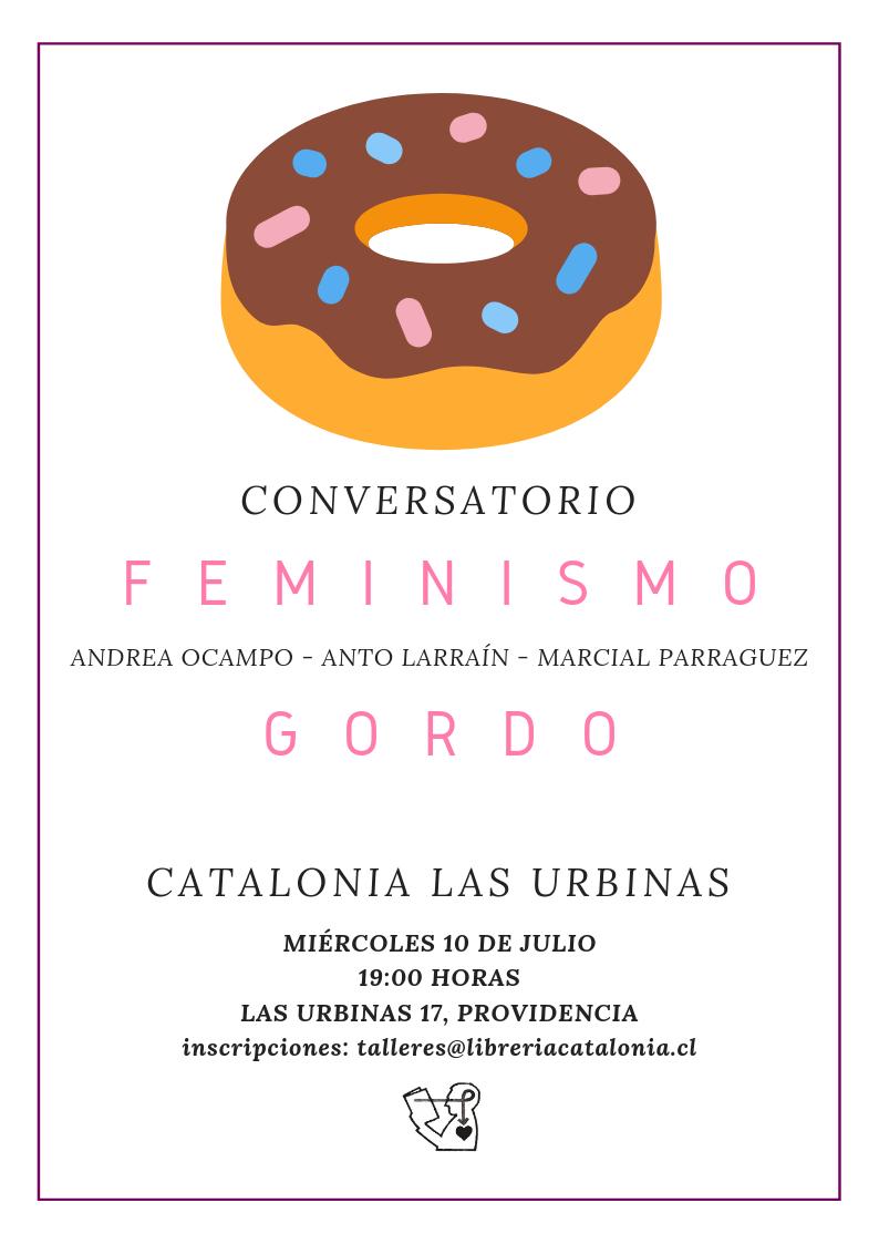 Conversatorio Feminismo Gordo