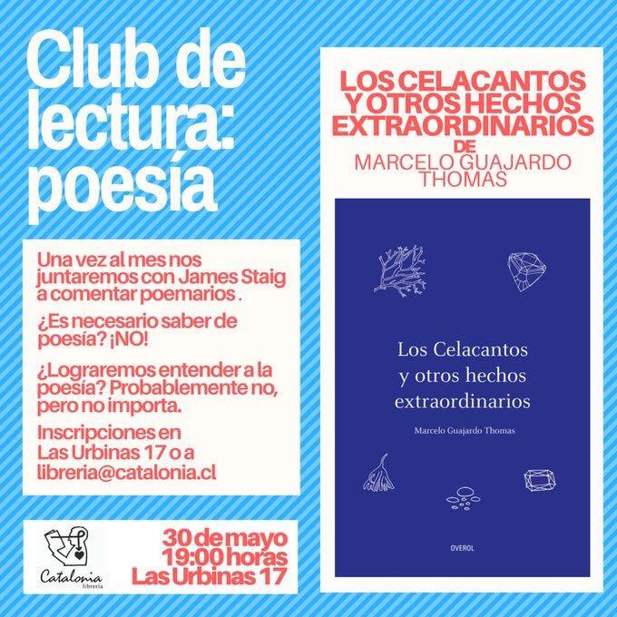 Club de lectura de poesía