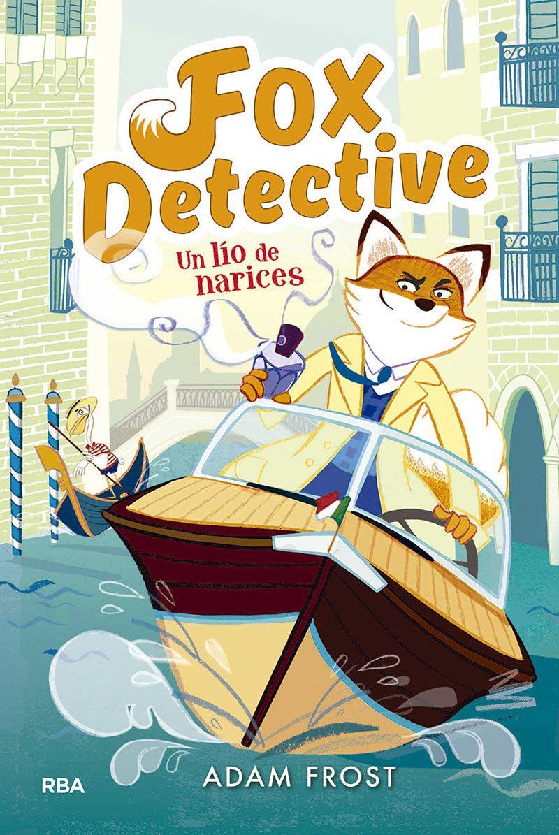 FOX DETECTIVE UN LIO DE NARICES