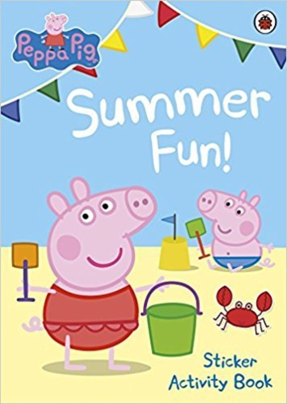 PEPPA PIG SUMMER FUN