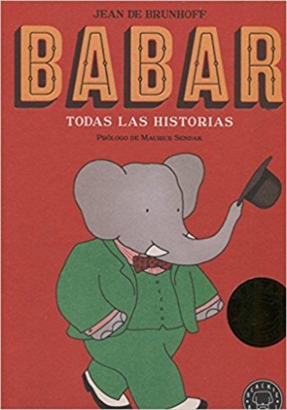 TODAS LAS HISTORIAS BABAR EDICION ESPECIAL