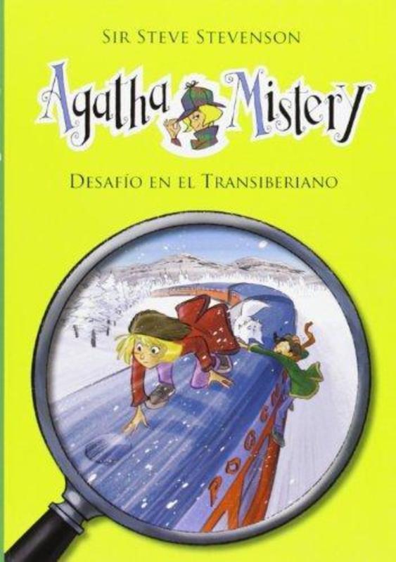 DESAFIO EN EL TRANSIBERIANO (AGATHA MISTERY)