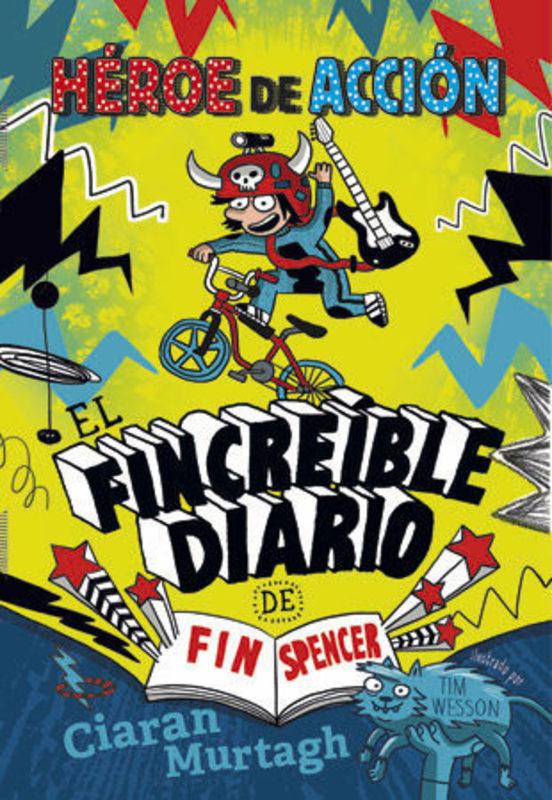 FINCREIBLE DIARIO DE FIN SPENCER