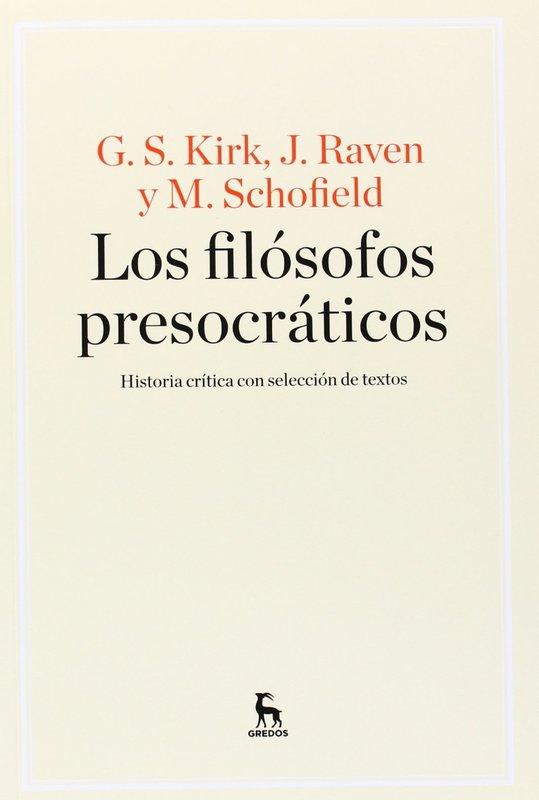 LOS FILOSOFOS PRESOCRATICOS