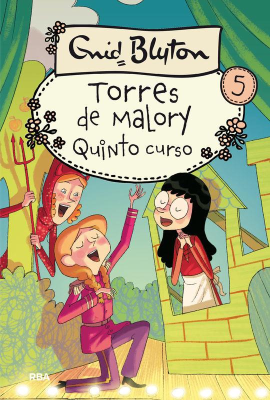 QUINTO CURSO EN TORRES DE MALORY