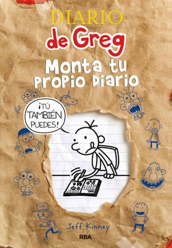 DIARIO DE GREG MONTA TU PROPIO DIARIO
