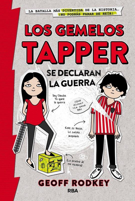 GEMELOS TAPPER SE DECLARAN LA GUERRA