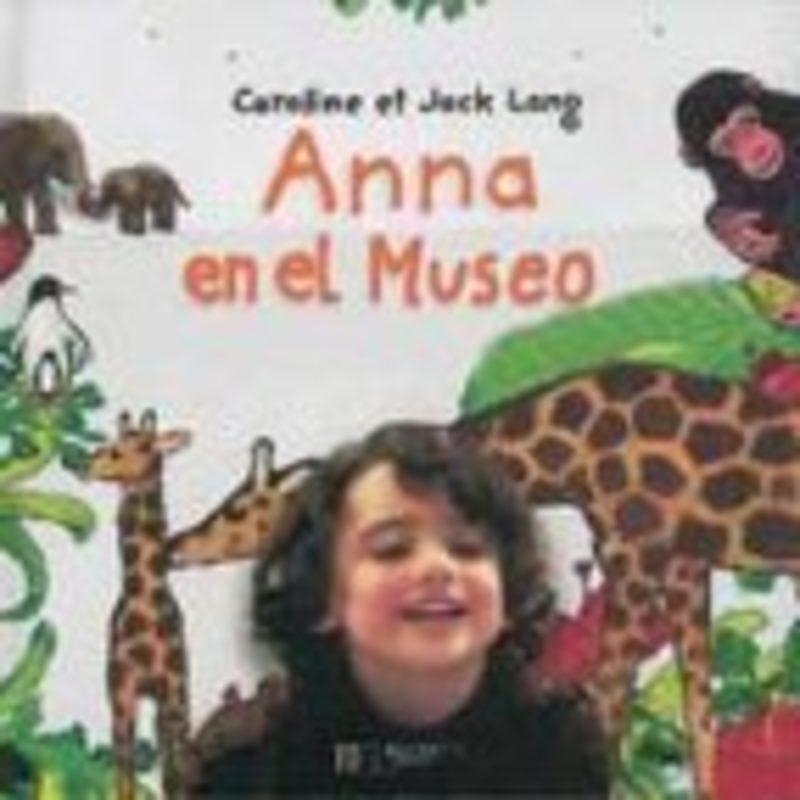 ANNA EN EL MUSEO
