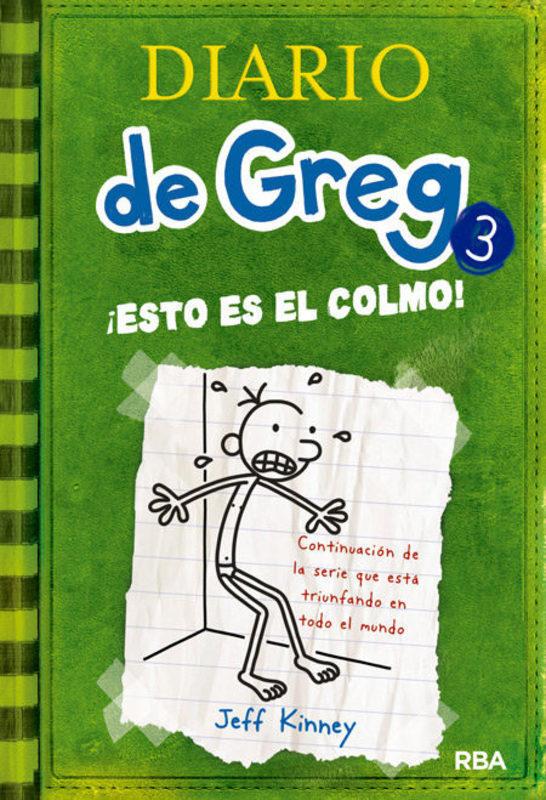DIARIO DE GREG 3: ESTO ES EL COLMO (NVA ED)
