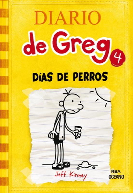 DIARIO DE GREG 4 DIAS DE PERROS (NVA ED)
