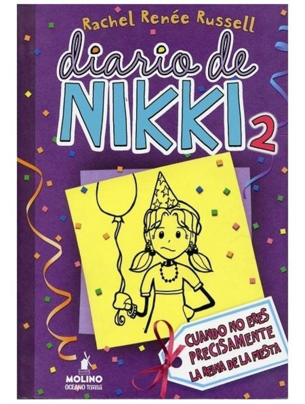DIARIO DE NIKKI 2: CUANDO NO ES LA REINA DE LA FIESTA
