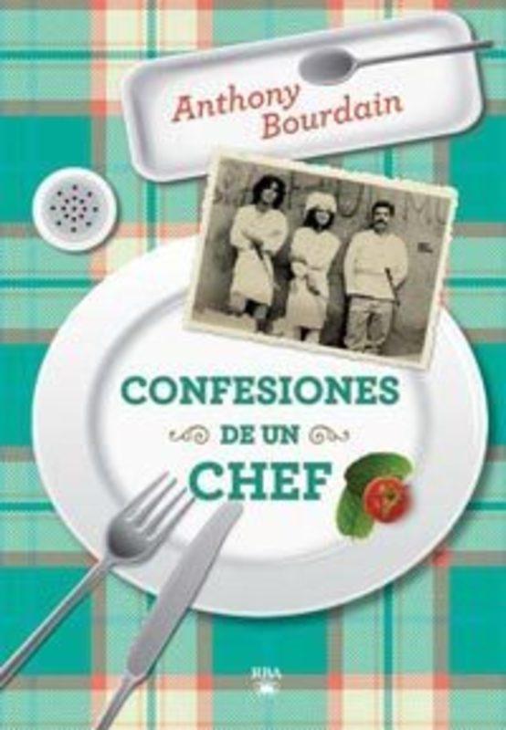 CONFESIONES DE UN CHEF (ED BOLSILLO)