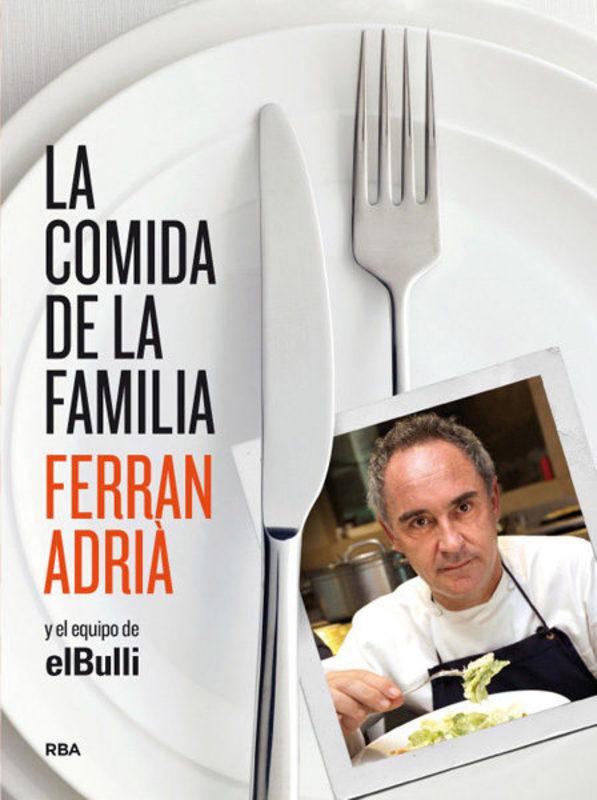 LA COMIDA DE LA FAMILIA (NV ED)