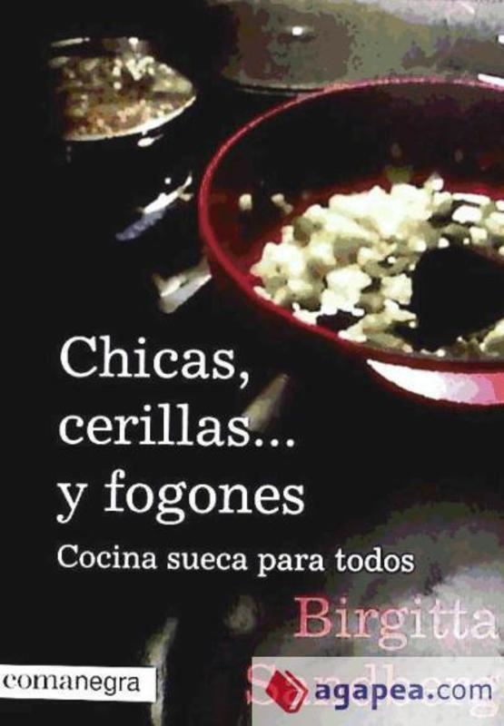 CHICAS CERILLAS Y FOGONES