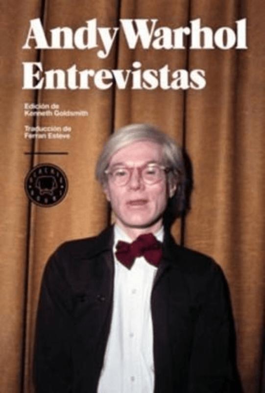 ANDY WARHOL ENTREVISTAS