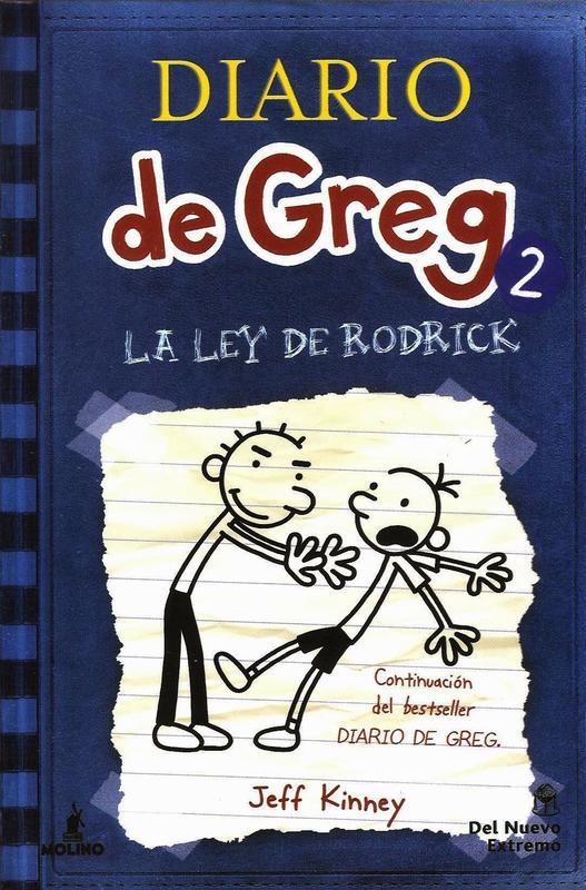 DIARIO DE GREG 2 LA LEY DE RODRICK (TD) (NVA ED)