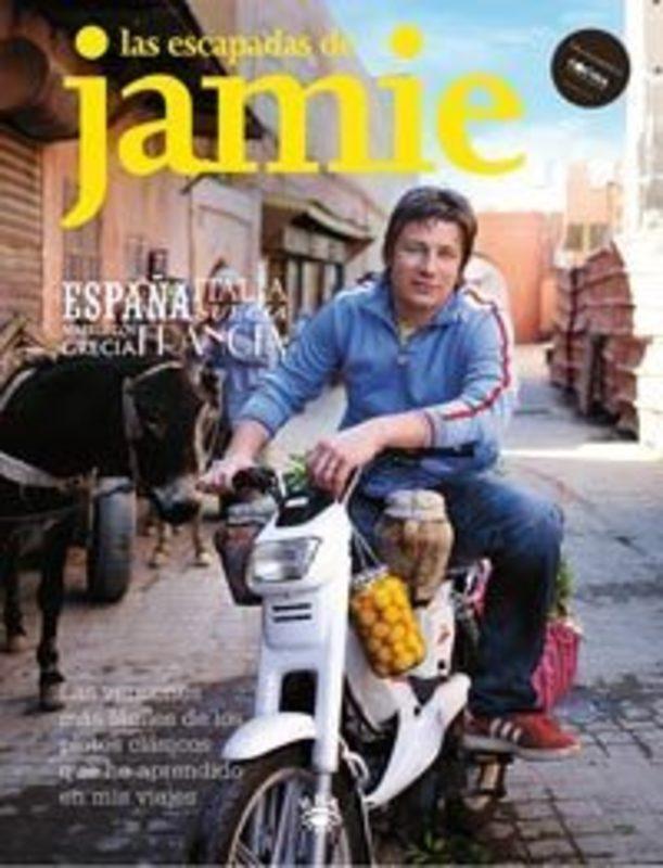 LAS ESCAPADAS DE JAMIE