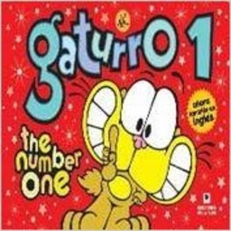 GATURRO 1 THE NUMBER ONE