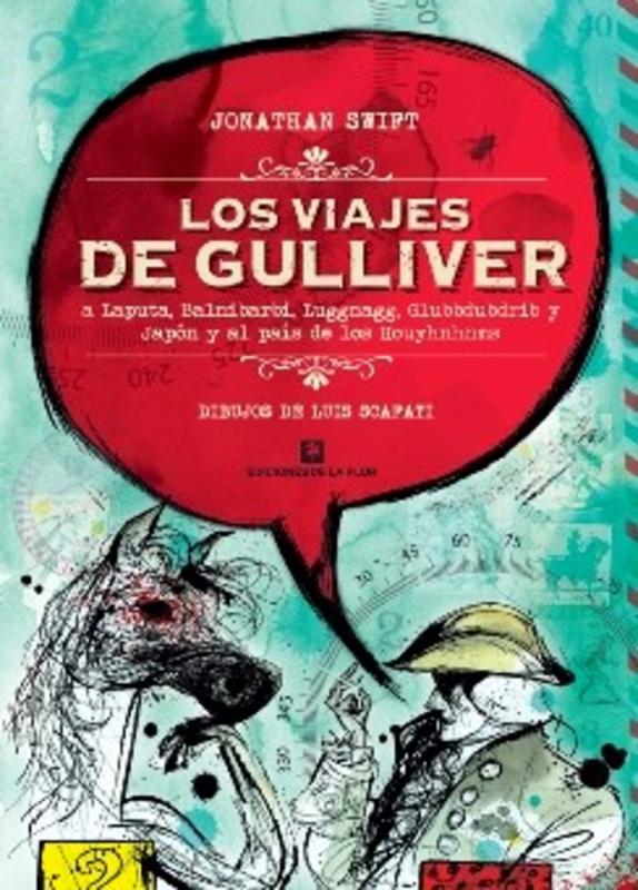 LOS VIAJES DE GULLIVER