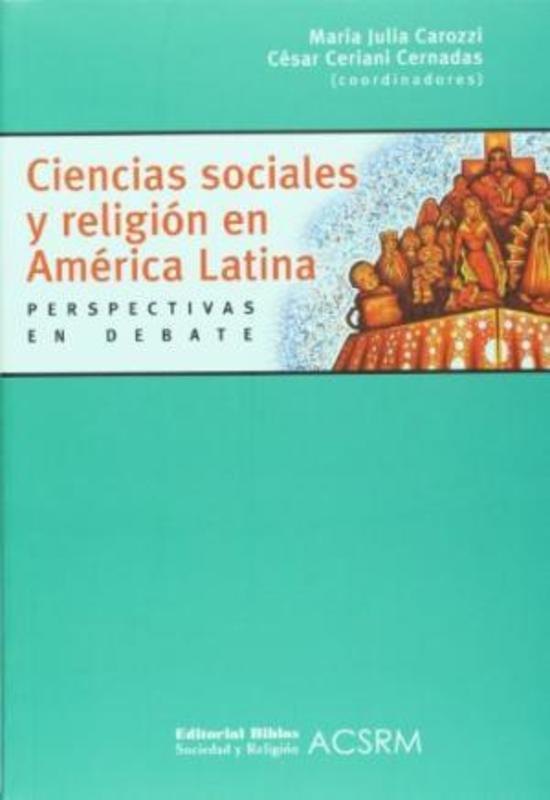 CIENCIAS SOCIALES Y RELIGION EN AMERICA LATINA