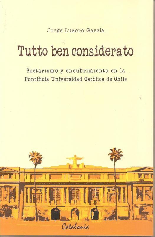 TUTTO BEN CONSIDERATO - SECTARISMO Y ENCUBRIMIENTO